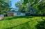 Large fully fenced backyard!