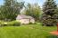 BIG corner lot is nearly 1/4 acre offering amazing potential.