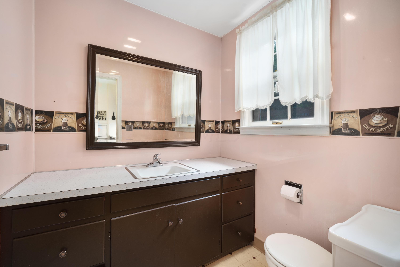 First Floor Half Bath