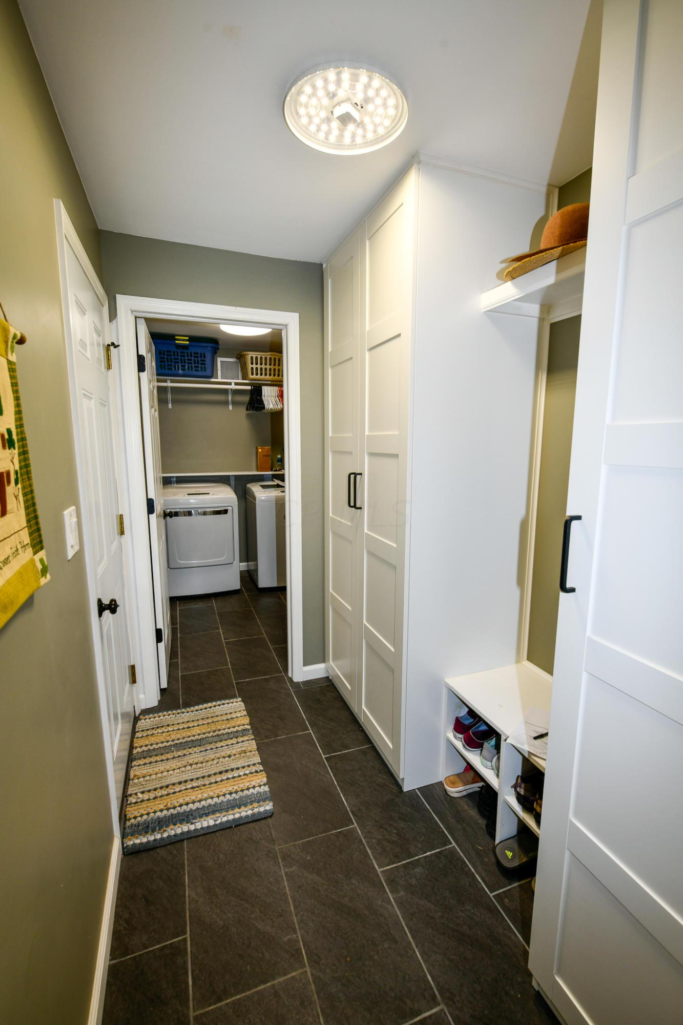 Mud Room with Drop Zone