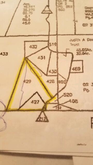 3075 Plat Map