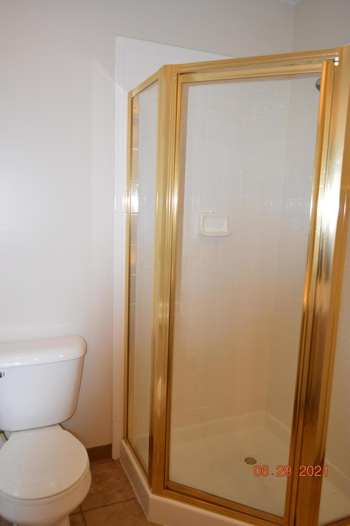 Full Bath #2 Shower