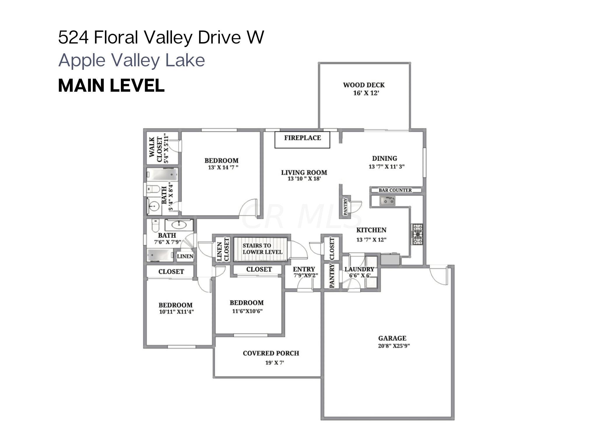 524 FVD - Main Level