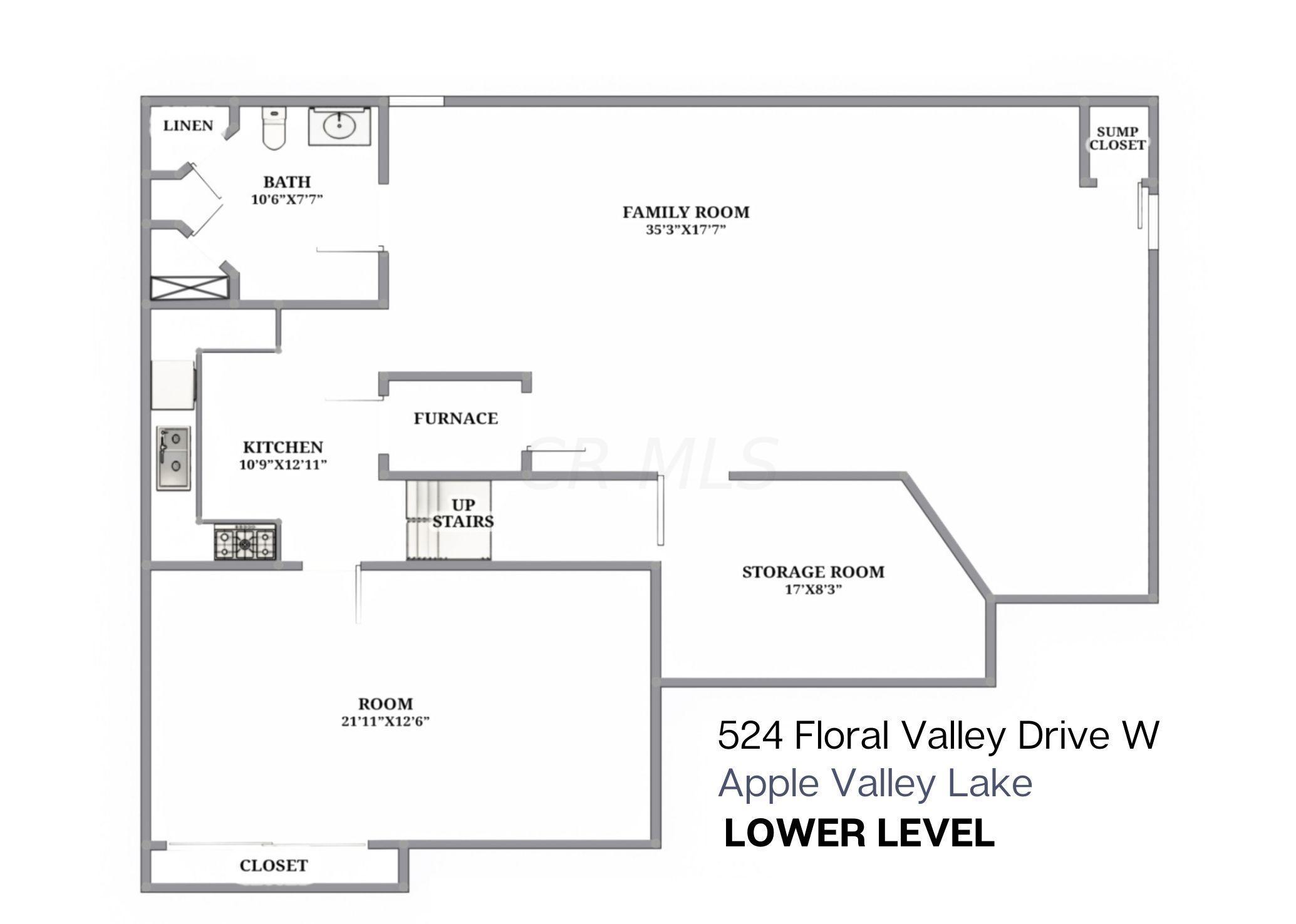 524 FVD - Lower level