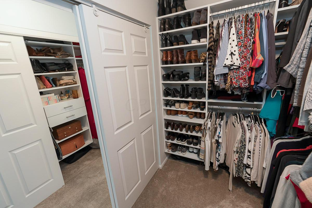 Bedroom - Owner - Closets