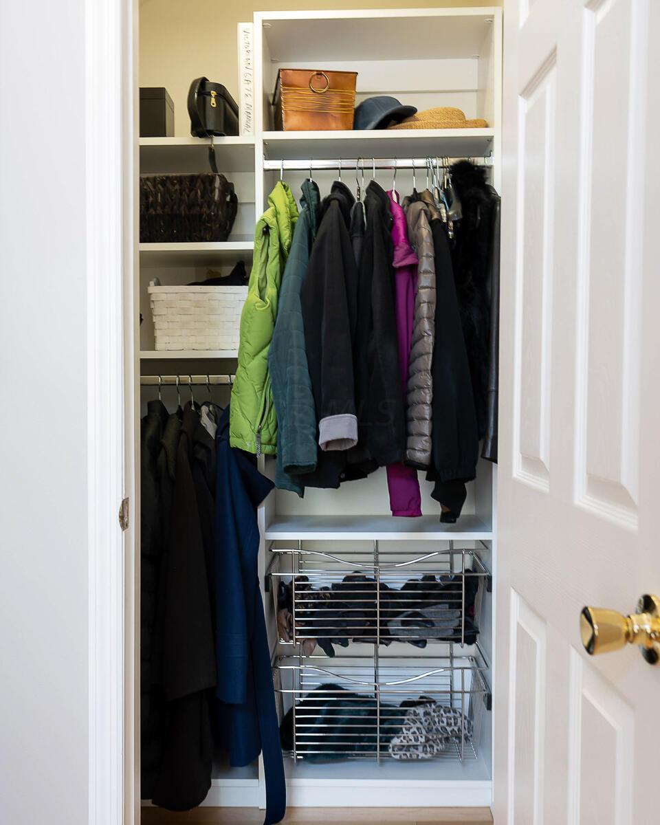 Closet Under Stairs