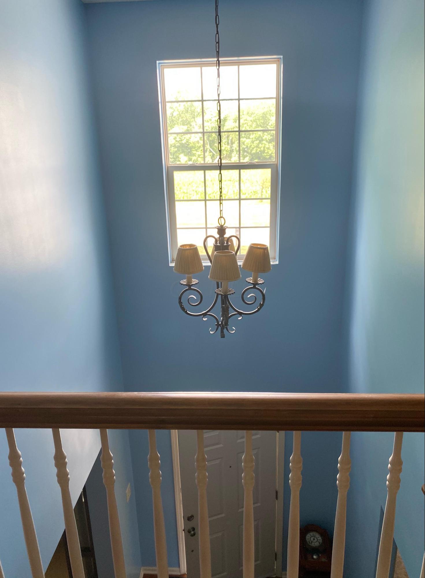 Upstairs Banister