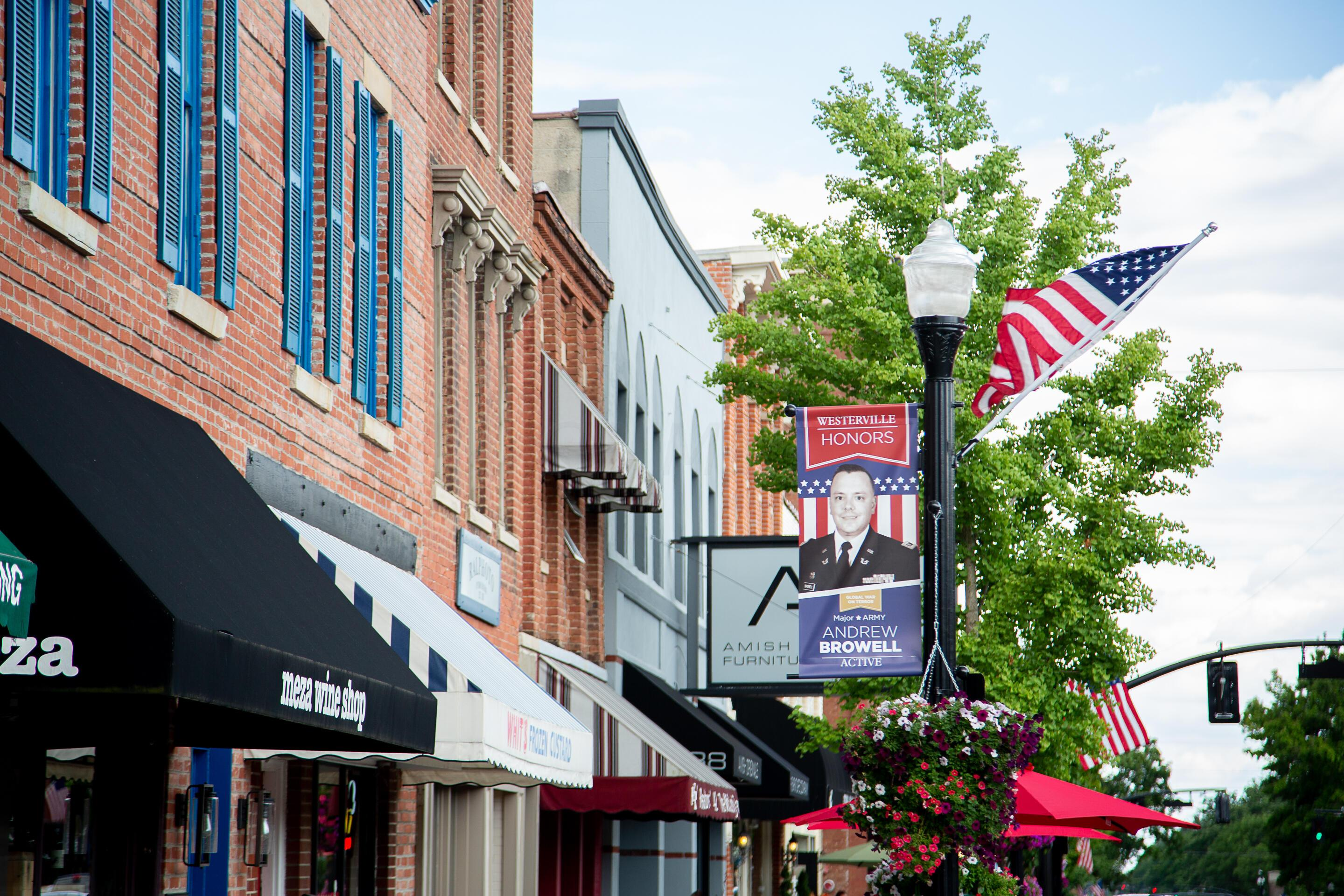 Charming, Historic Westerville