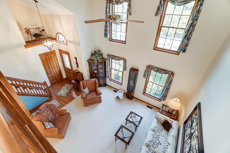 Overhead-Living Room