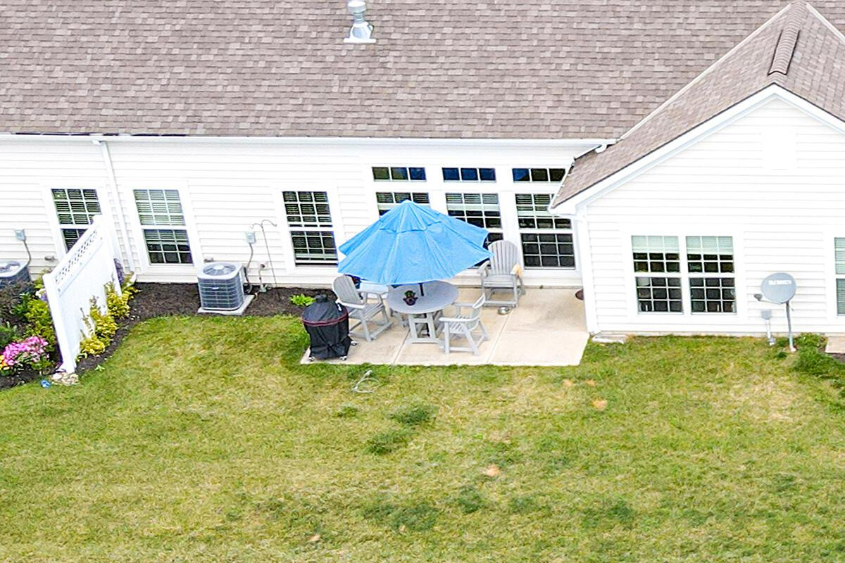 Drone View-Exterior Back