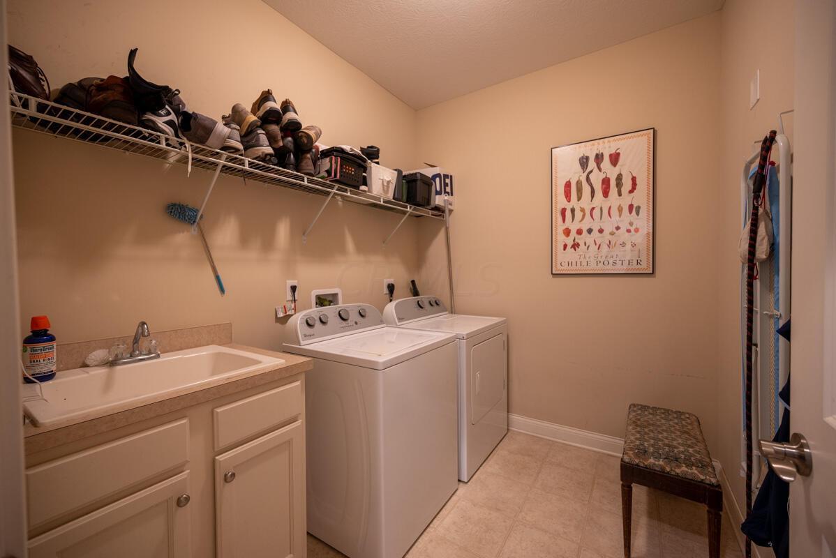 Laundry Room, Main Level