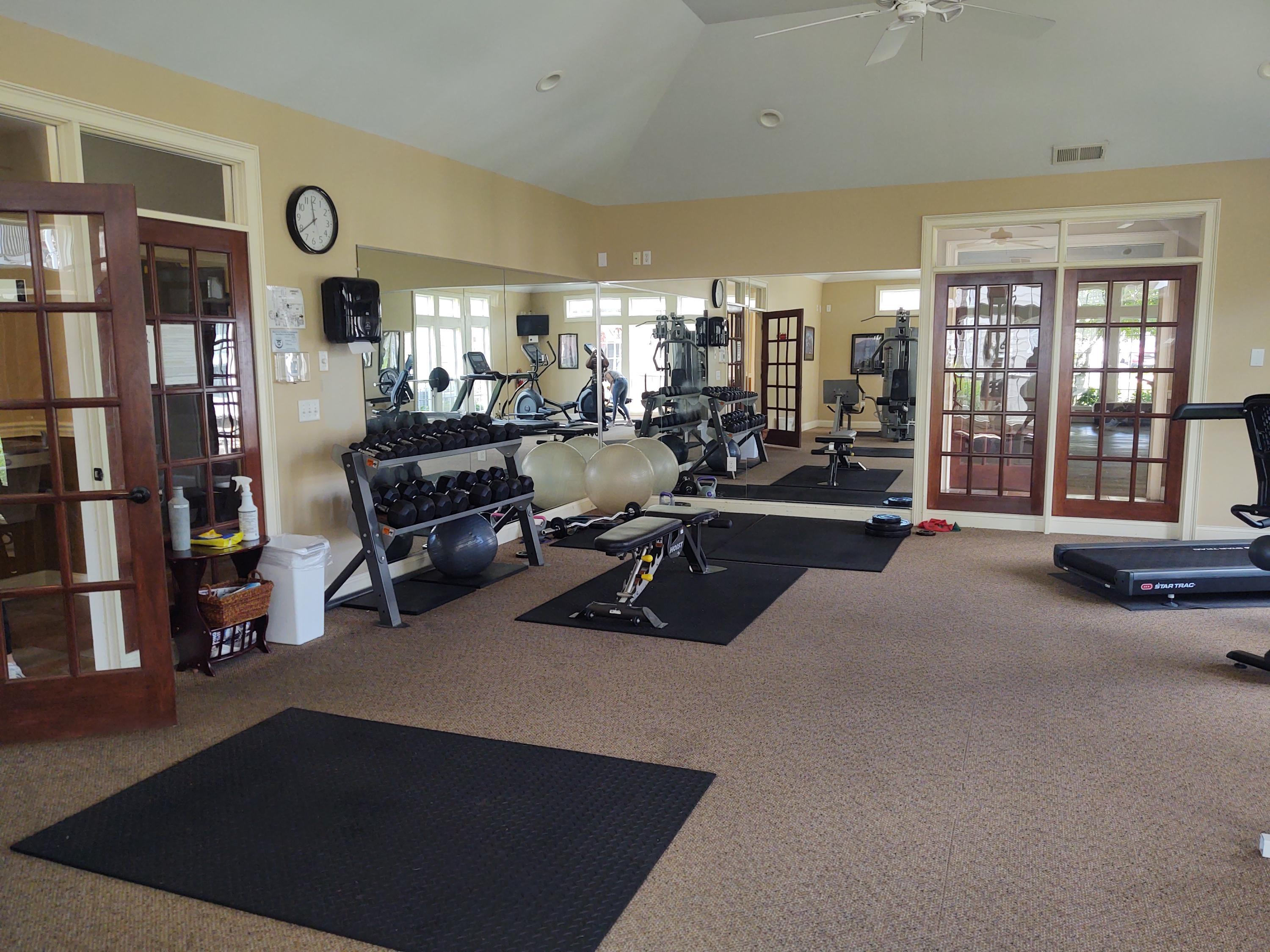 Clubhouse Exercise Facility