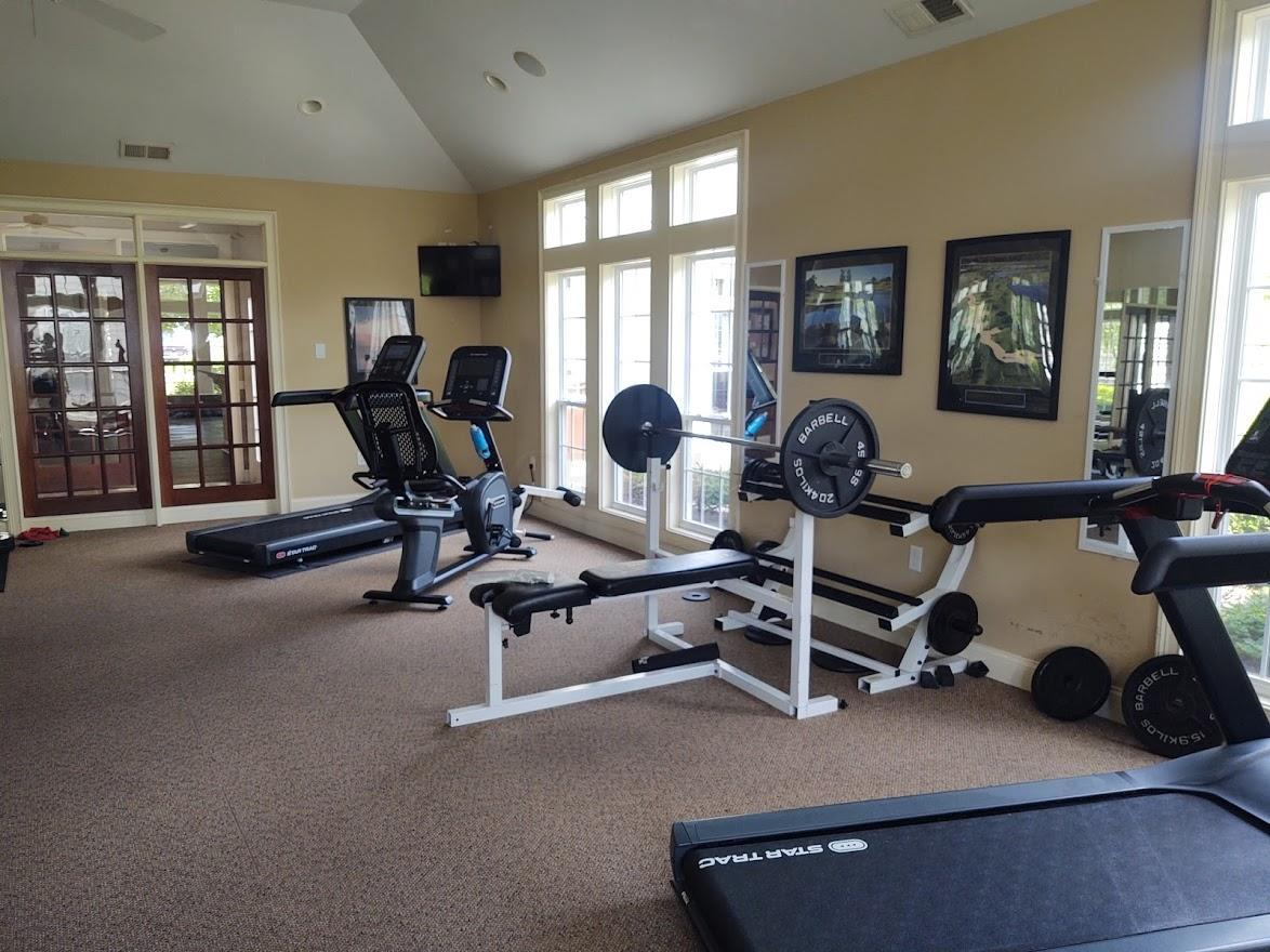 Clubhouose Exercise Facility