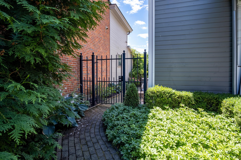 Gated Backyard