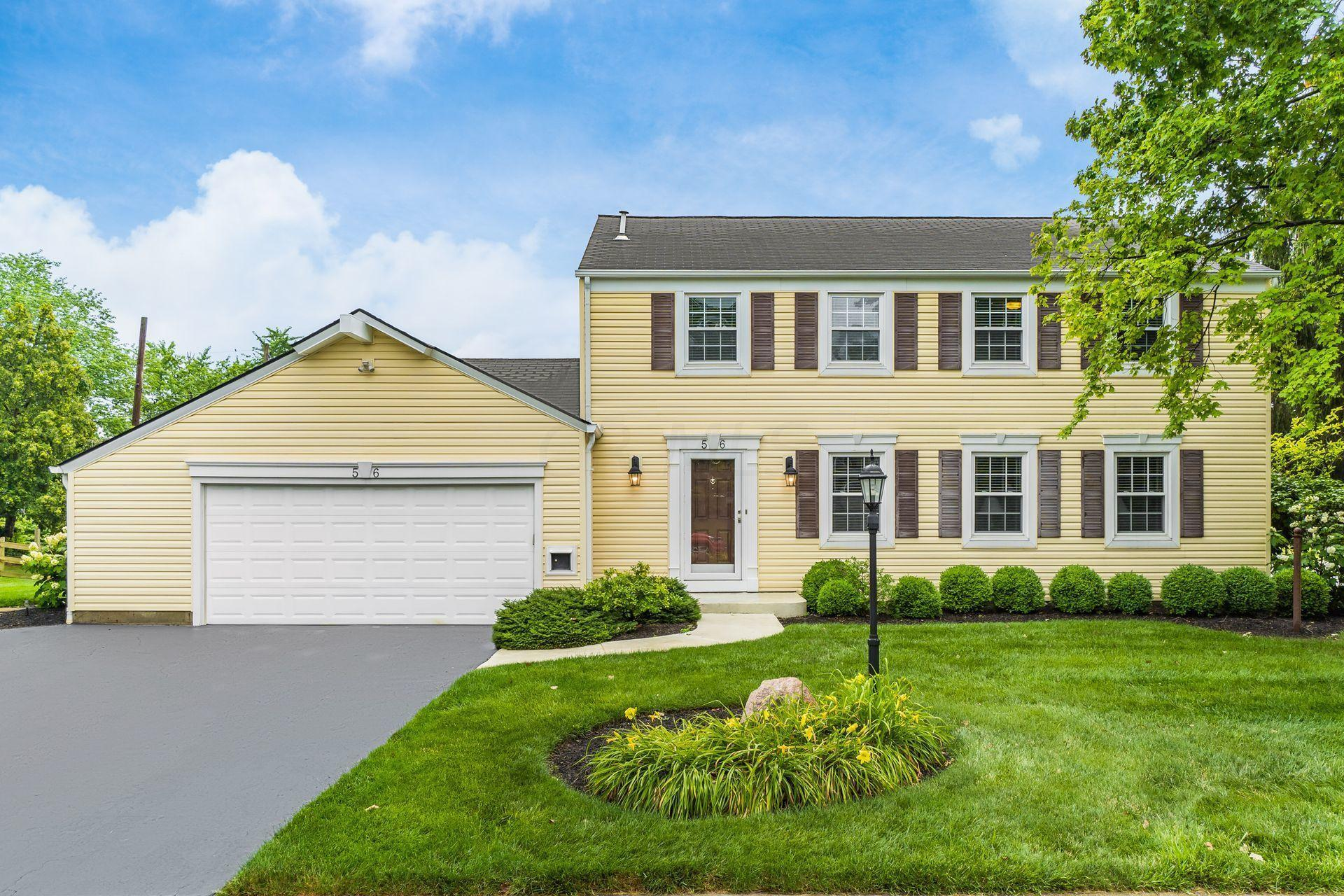 56 Kennebec Place West, Westerville, OH