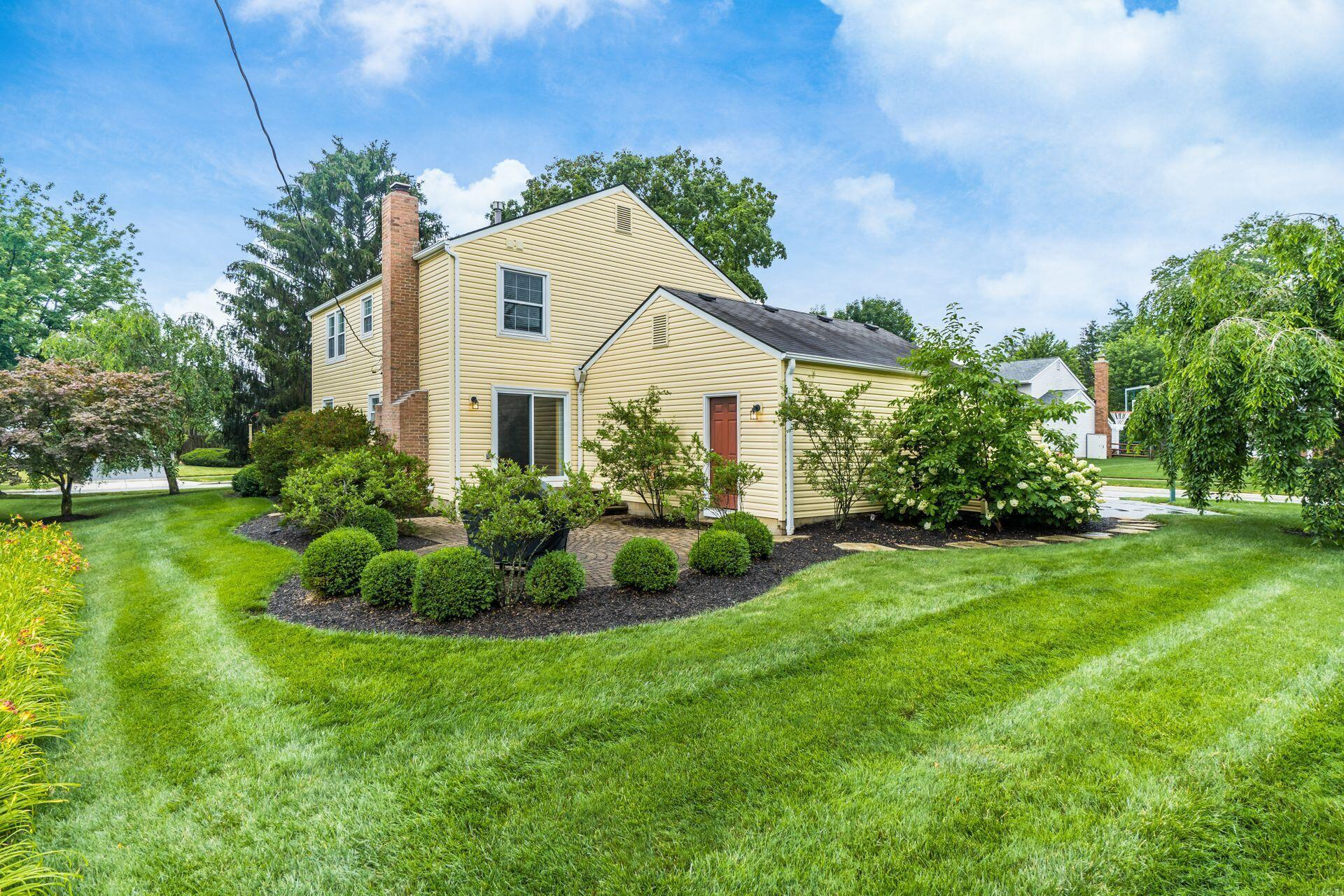 Sizable Yard for Outdoor Enjoyment