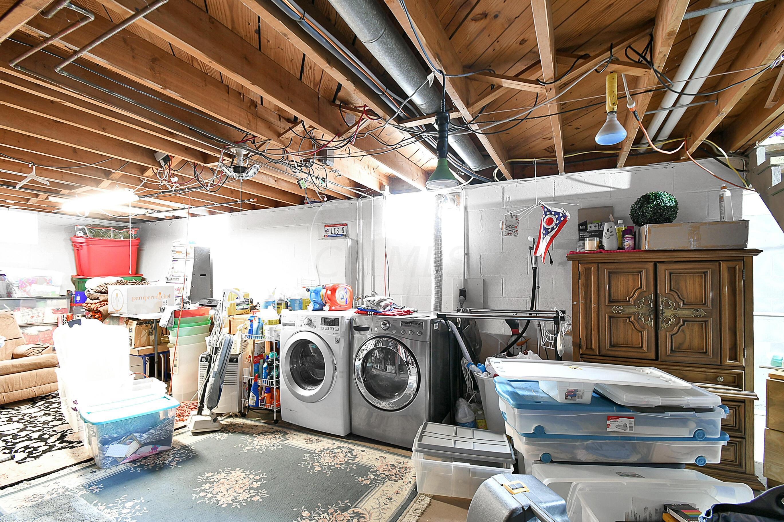 Full basement