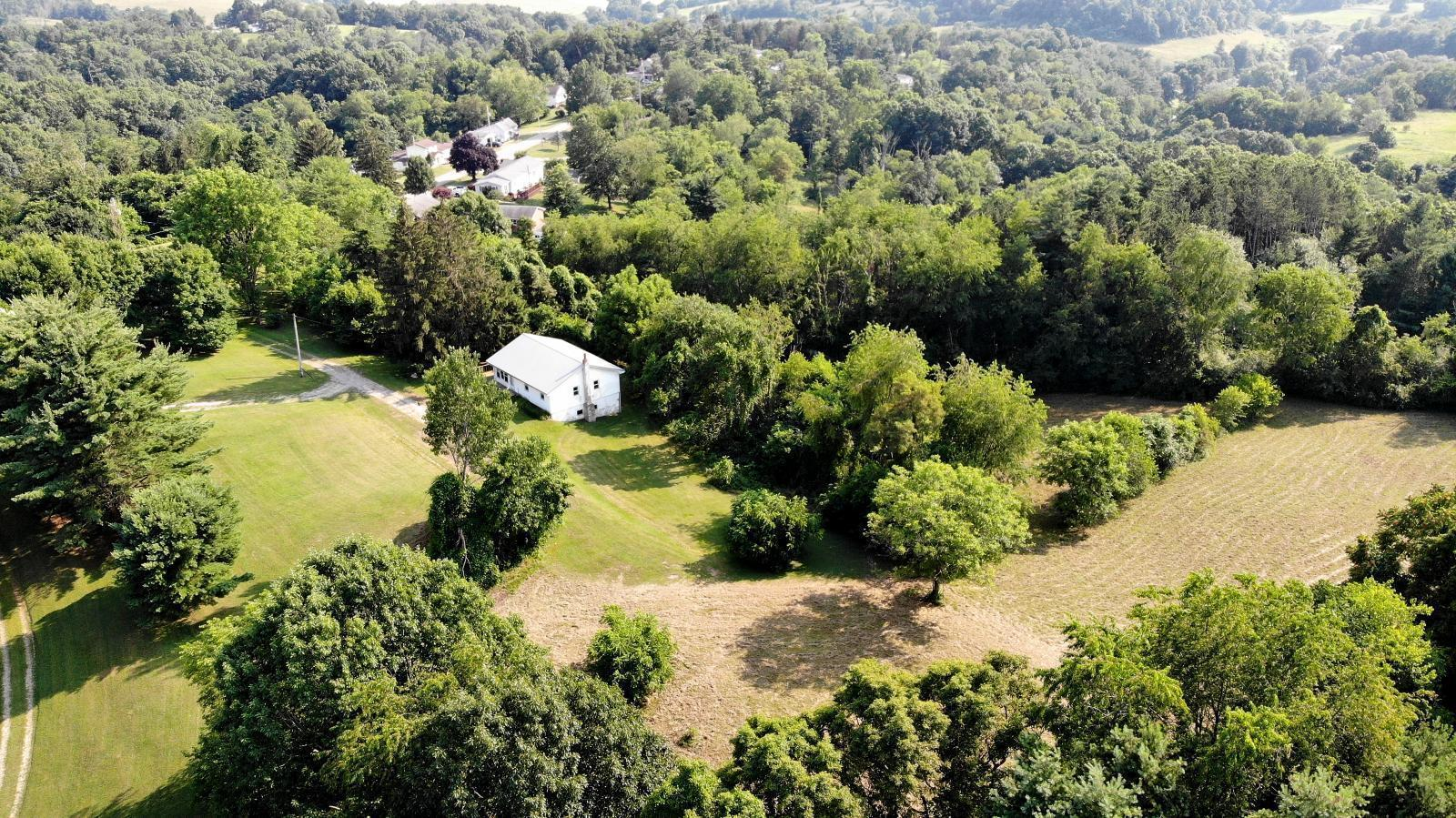 3719 old Coopermill Rd drone
