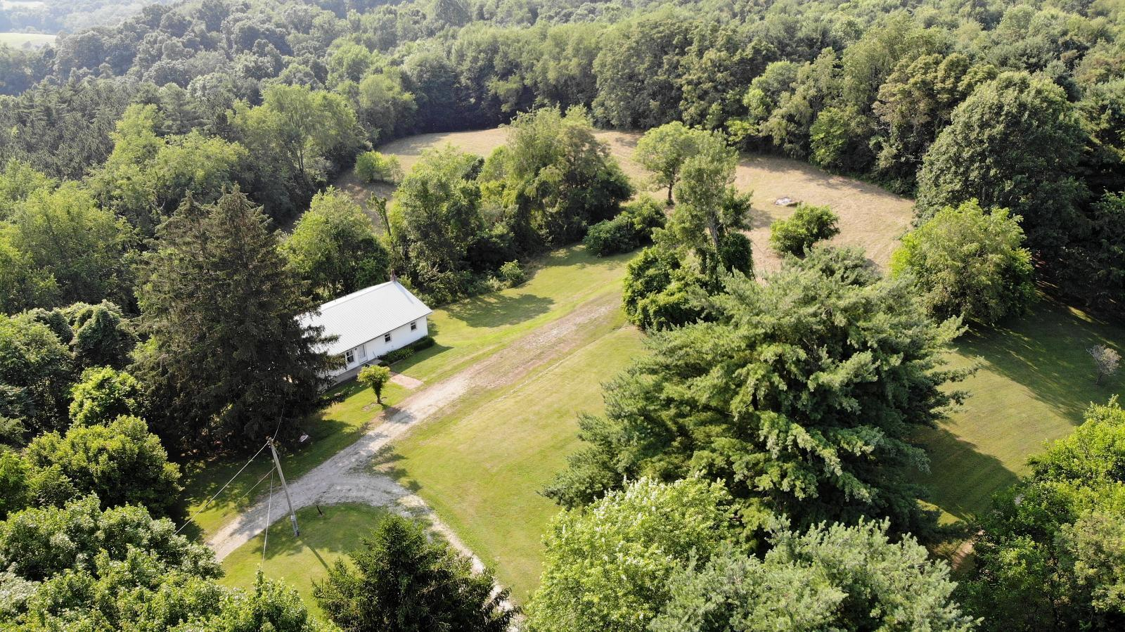 3719 Old coopermill Rd drone 2