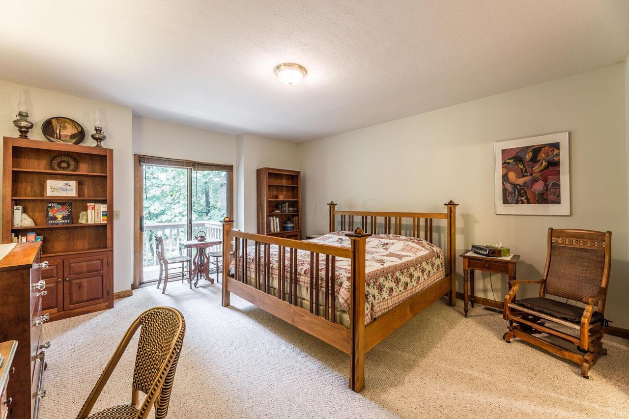 1st floor owners suite