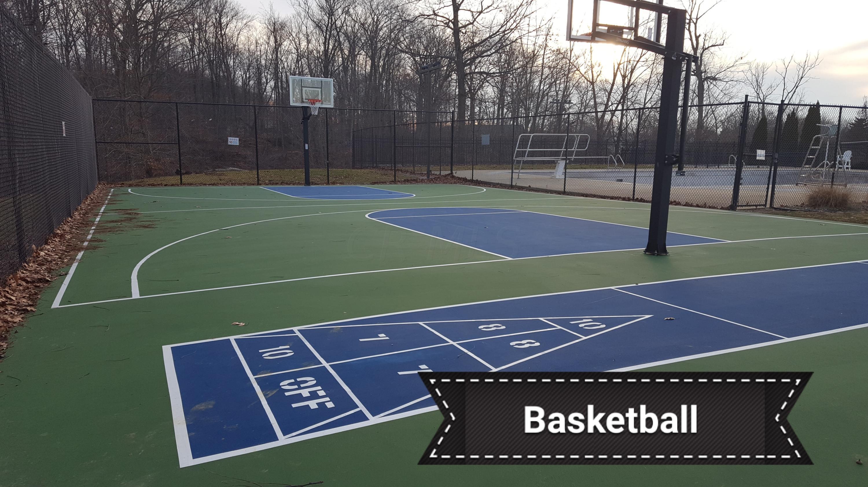 Basketball - NEW