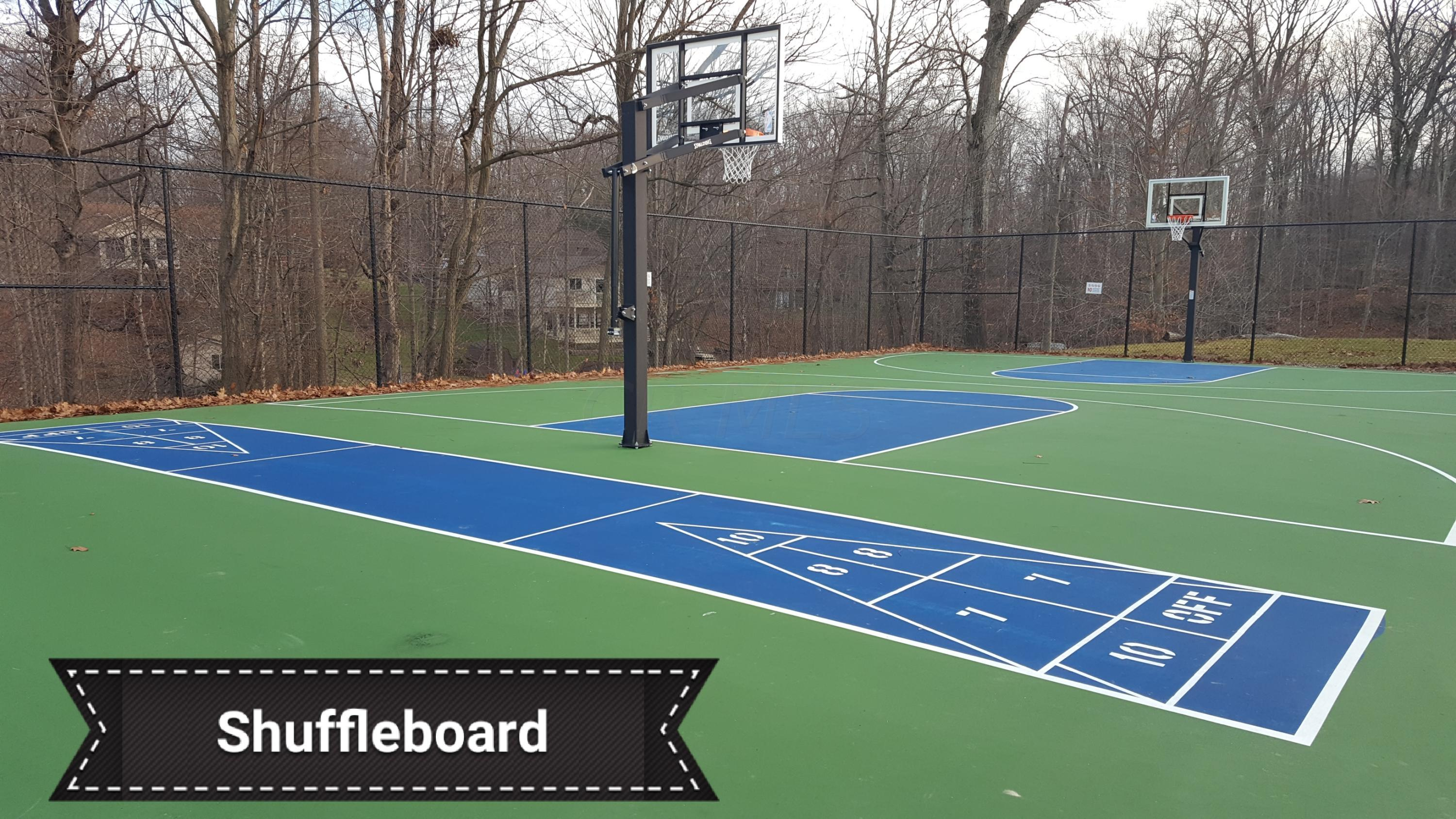 Candlewood new courts