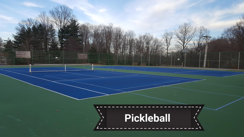 Pickleball - NEW