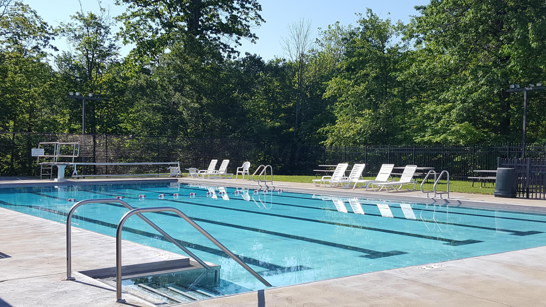 Pool at Main Lodge