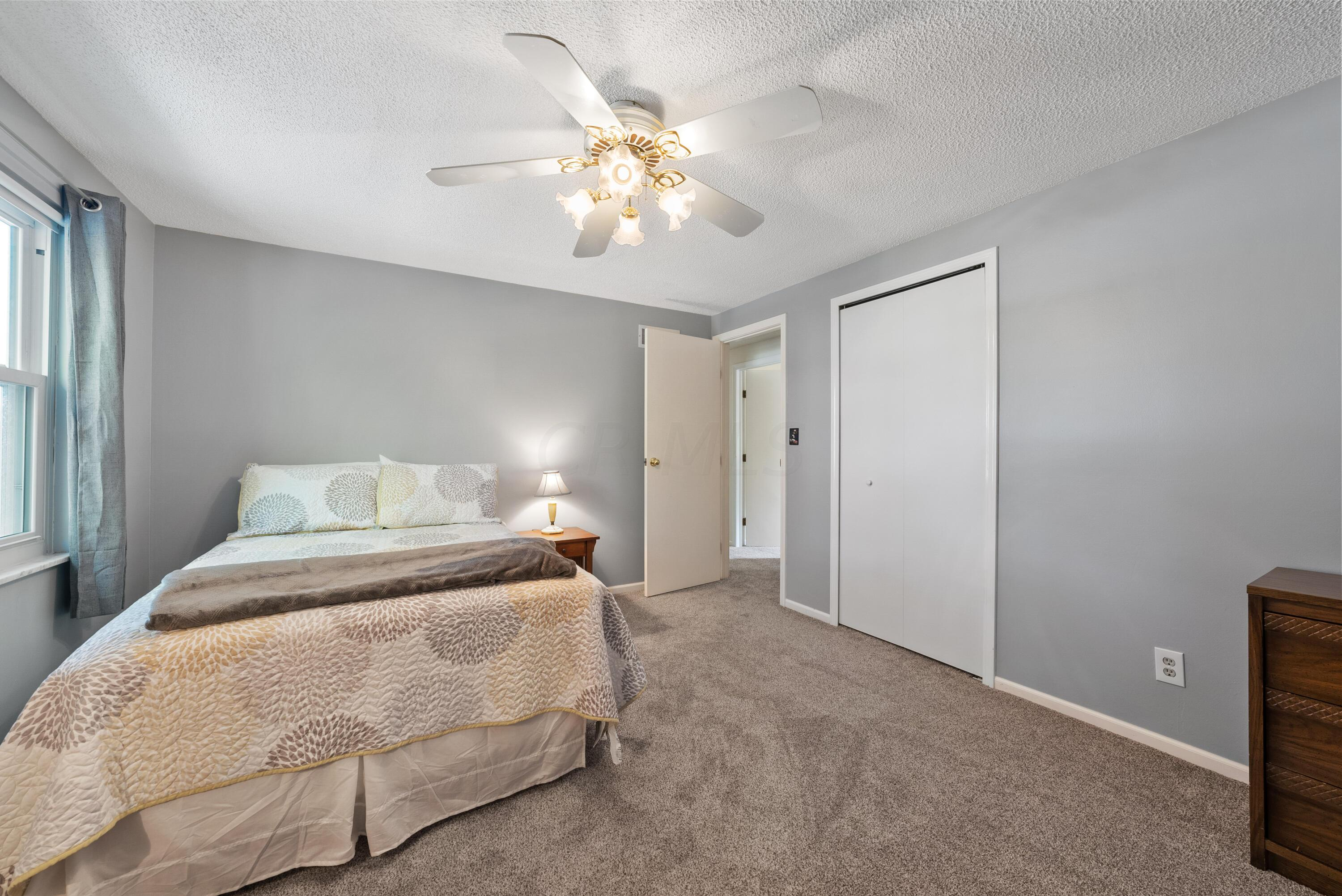 Bedroom Four with Neutral Decor