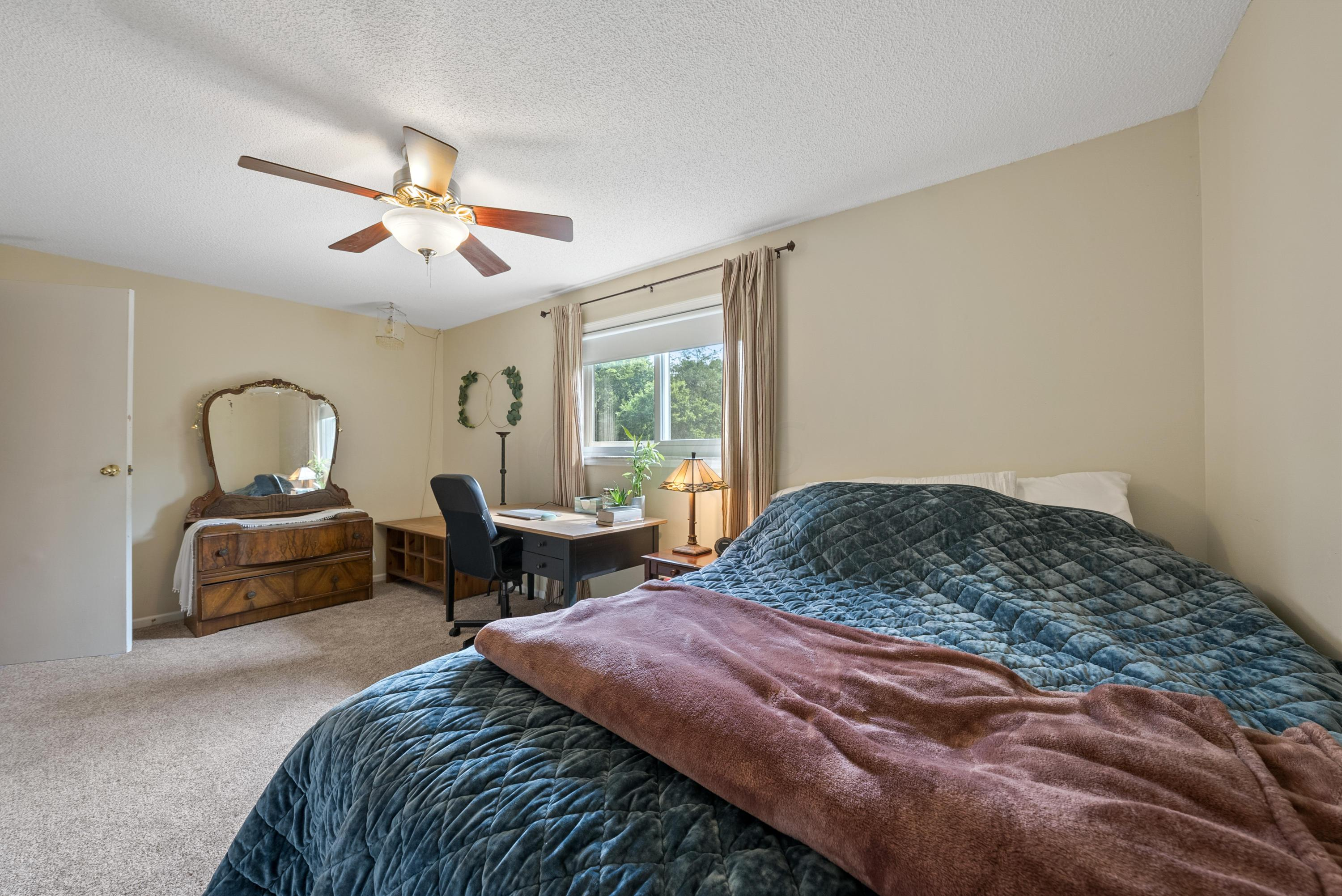 Bedroom Two with Neutral Decor