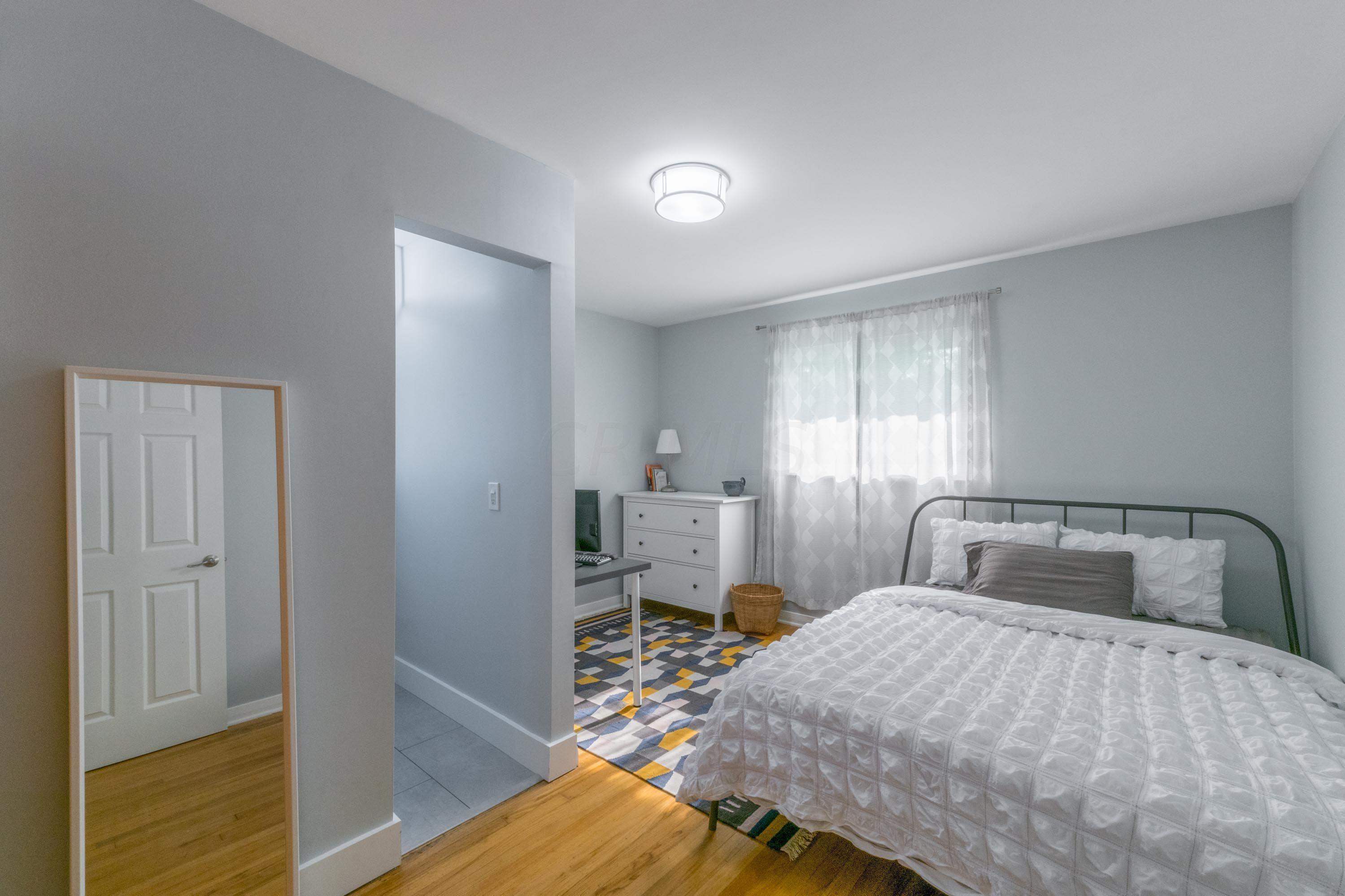 Bedroom - 2 has ensuite half bath