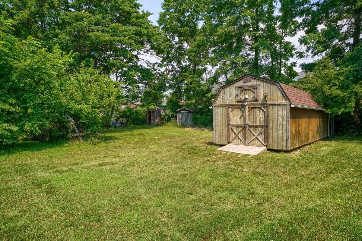 12x30 storage shed