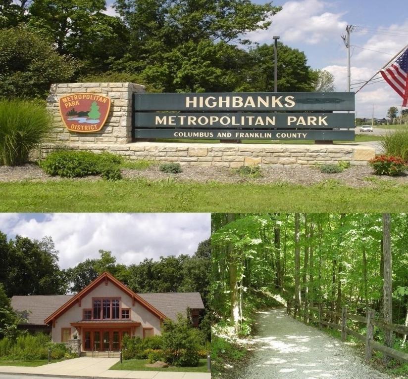 Minutes to Highbanks park