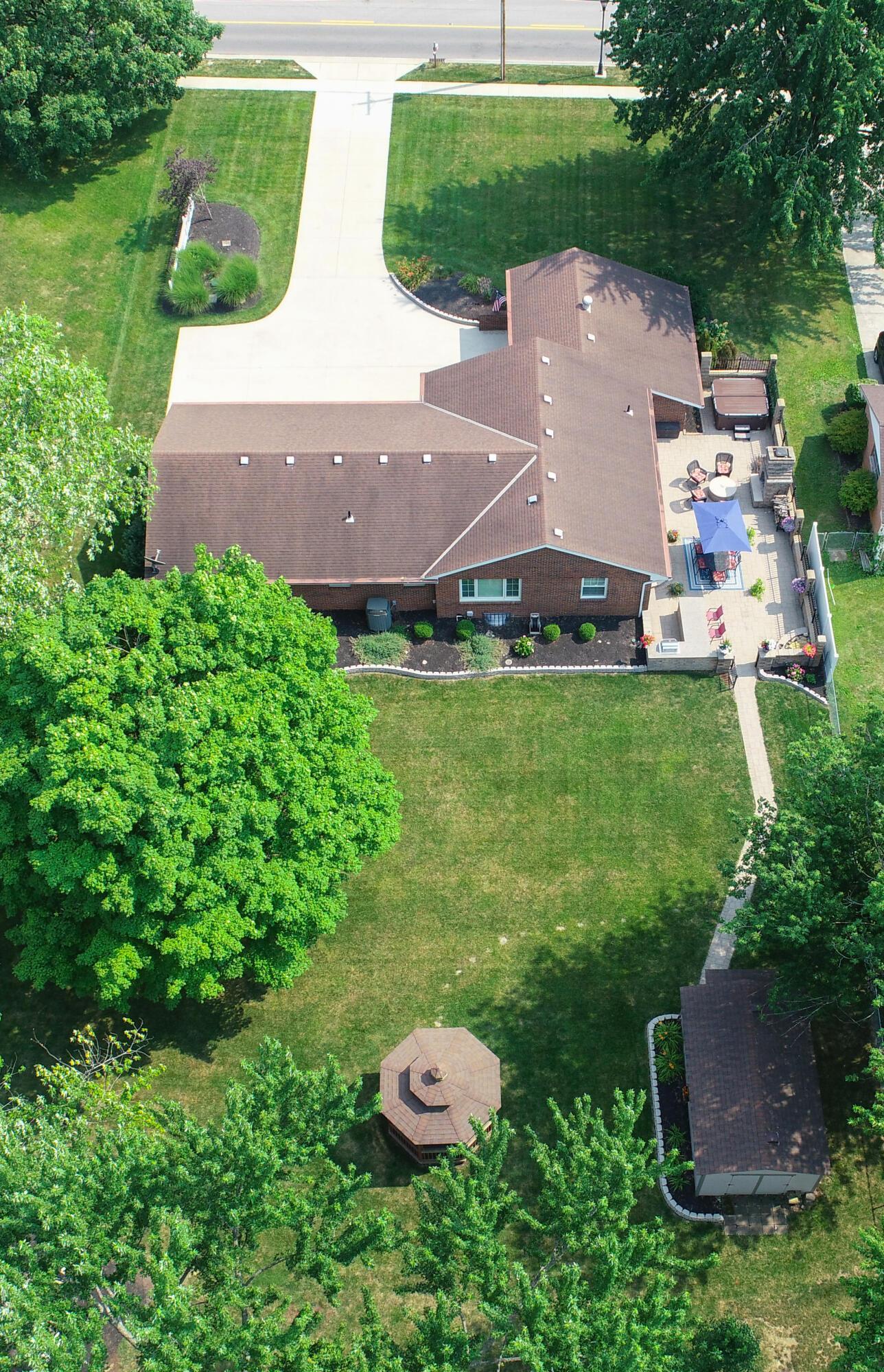 Drone Backyard 2