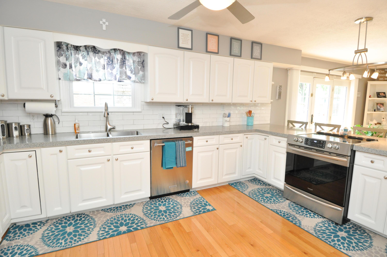 Kitchen from Fridge