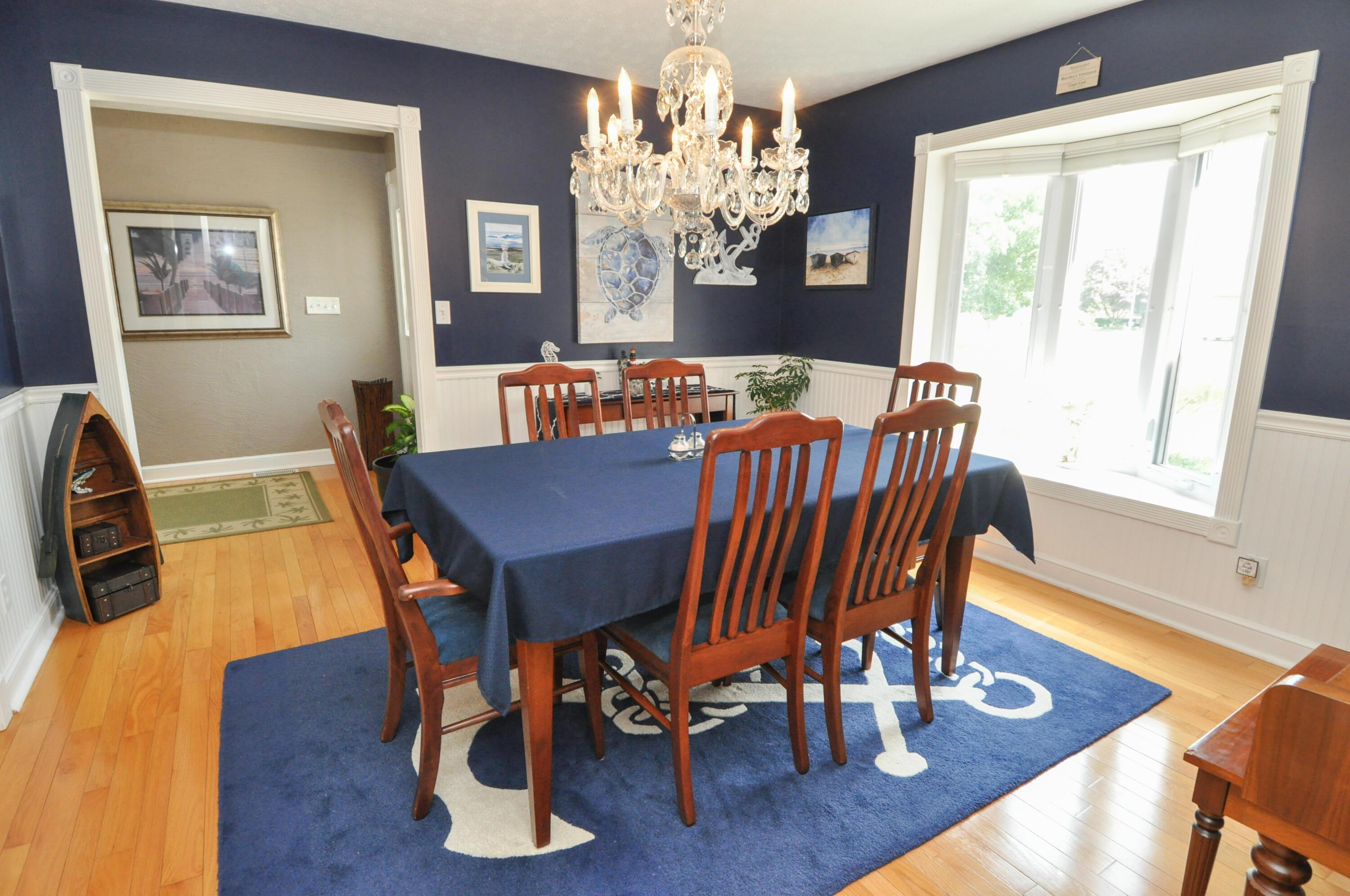 White Rd Dining Room