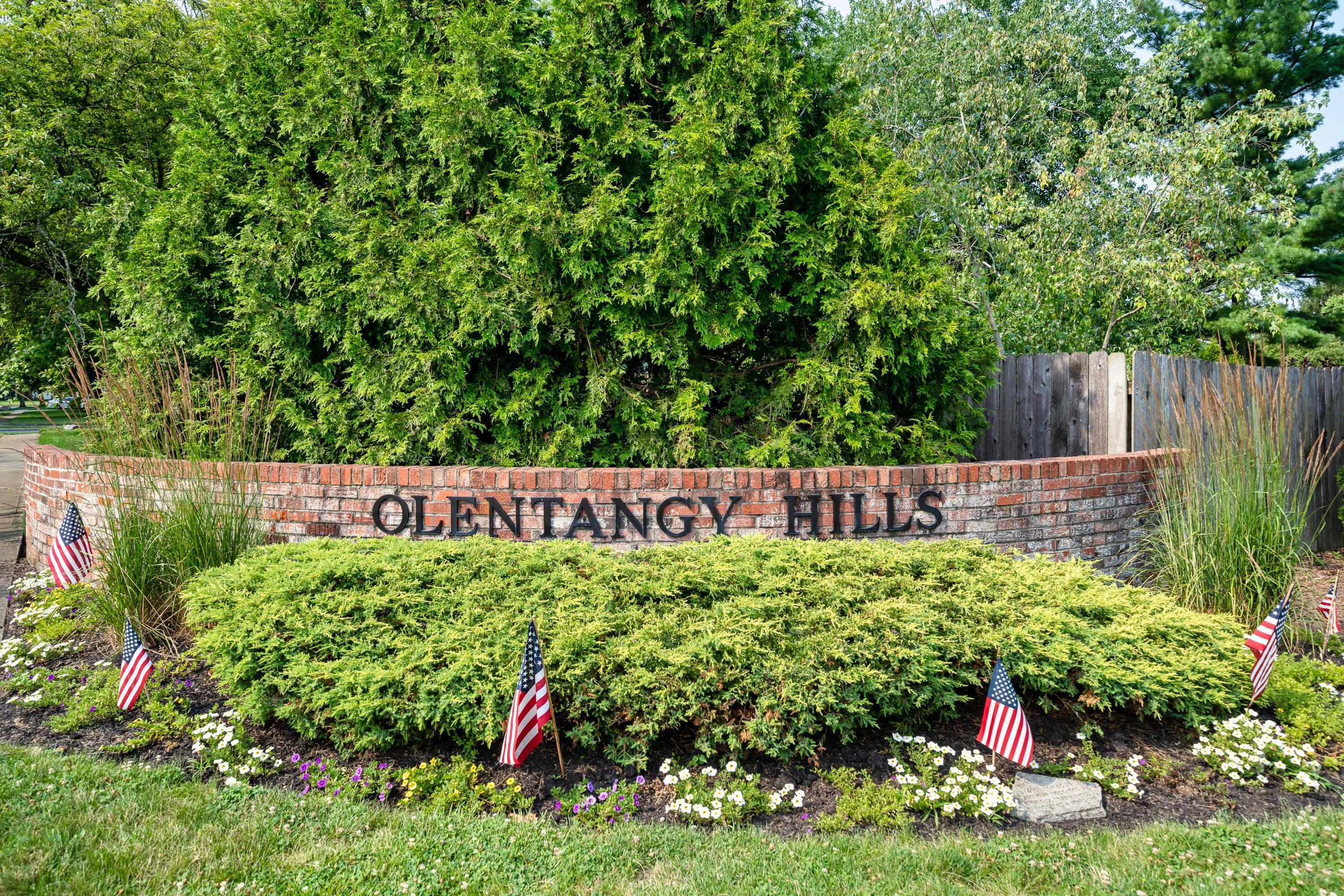 Located in Olentangy Hills