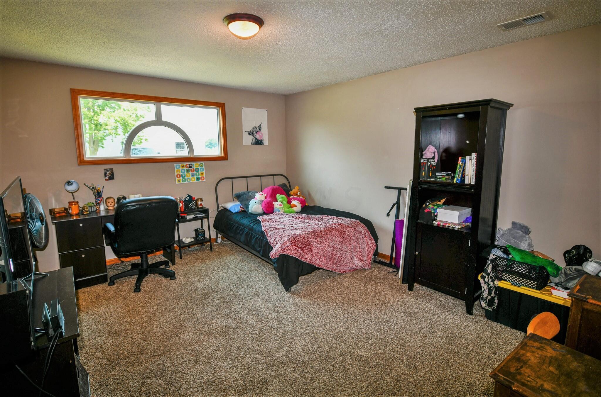 Bedroom #2: 13'x15'