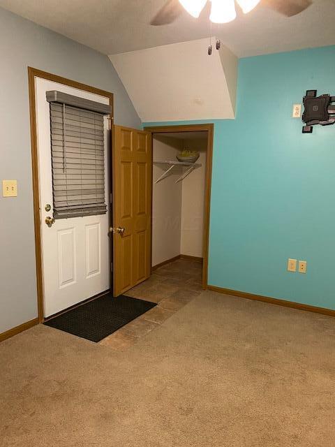 front closet-water heater