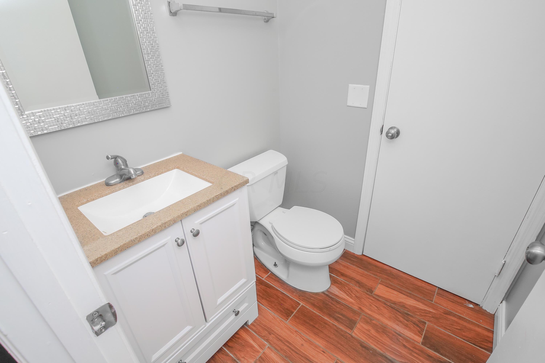 Half Bathroom- 4