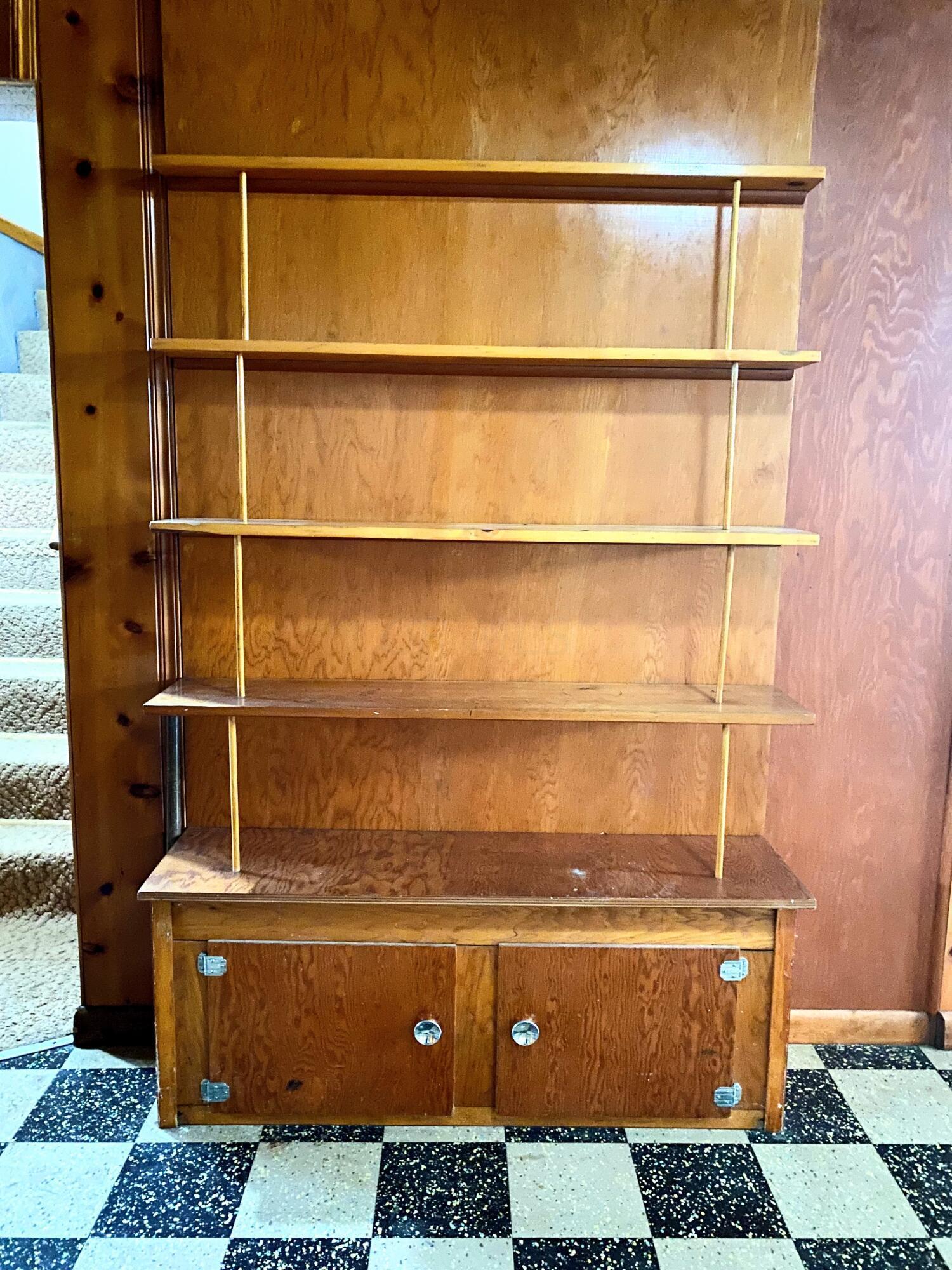 Cute retro cabinet