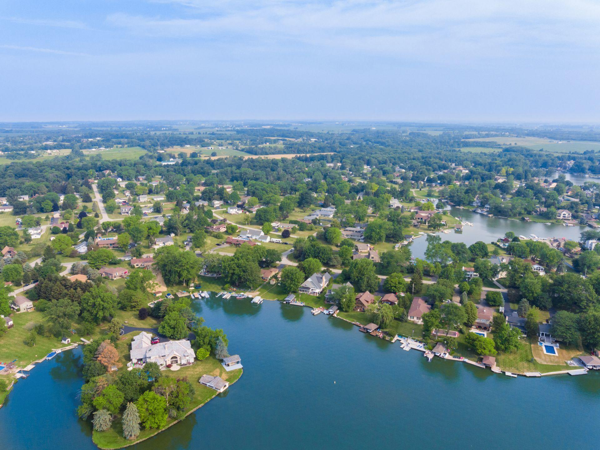 Lake Choctaw