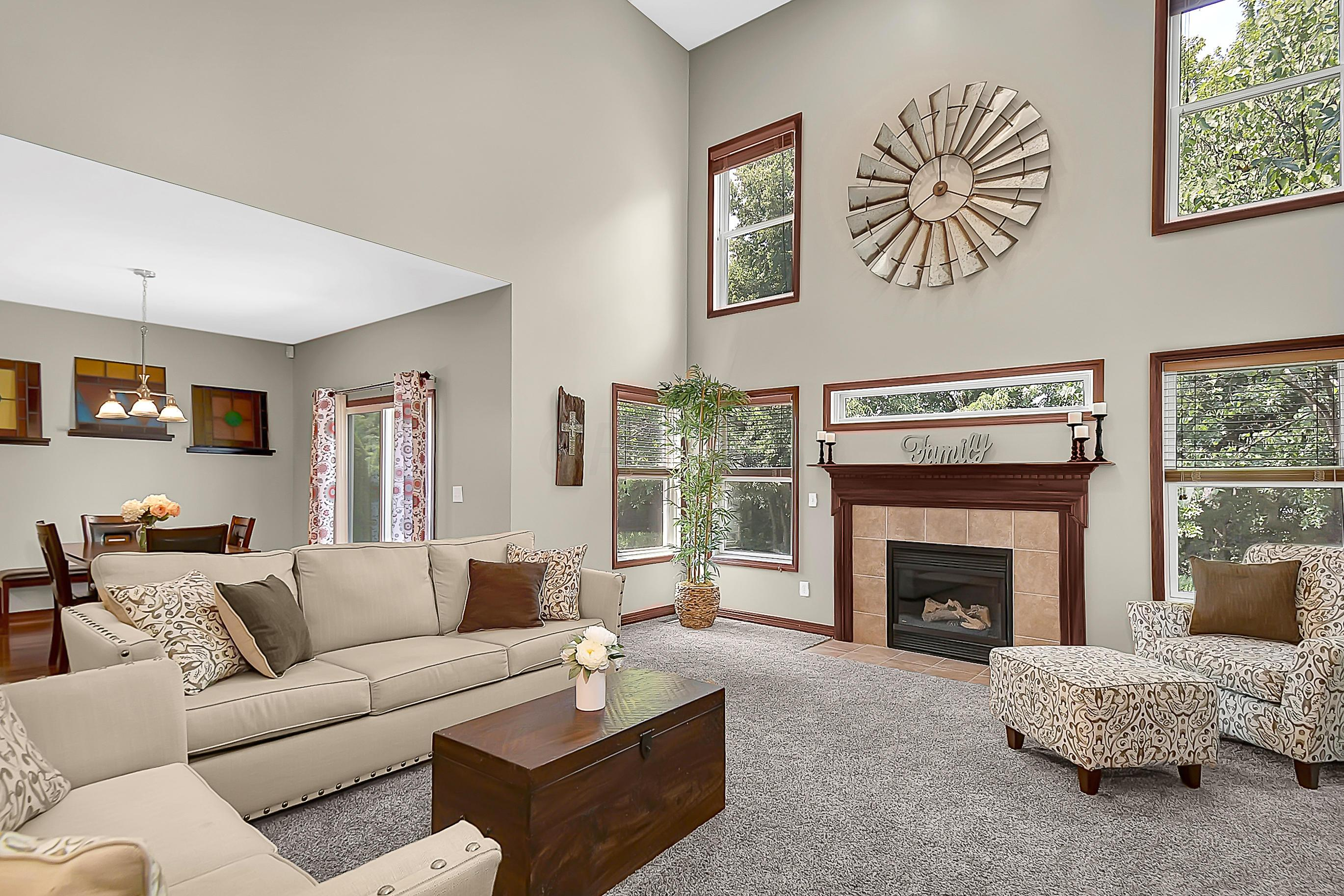 2- Story Great Room