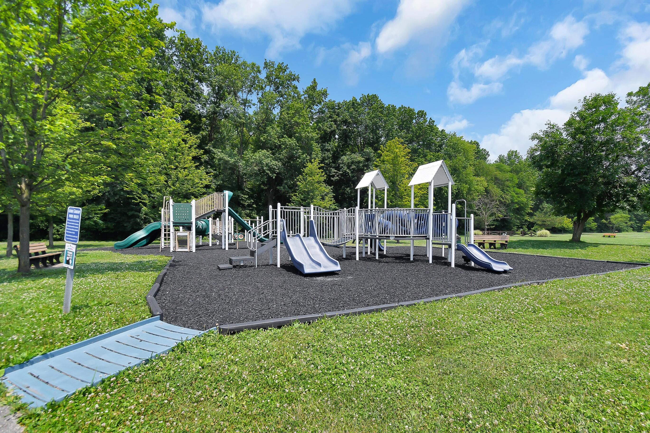 Slides,Swings and Climbing Towers
