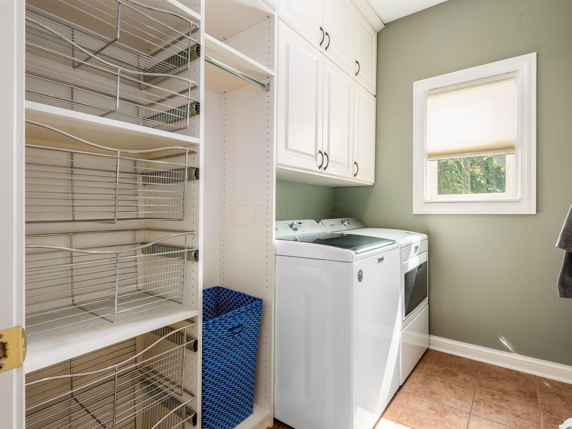1st Fl Laundry