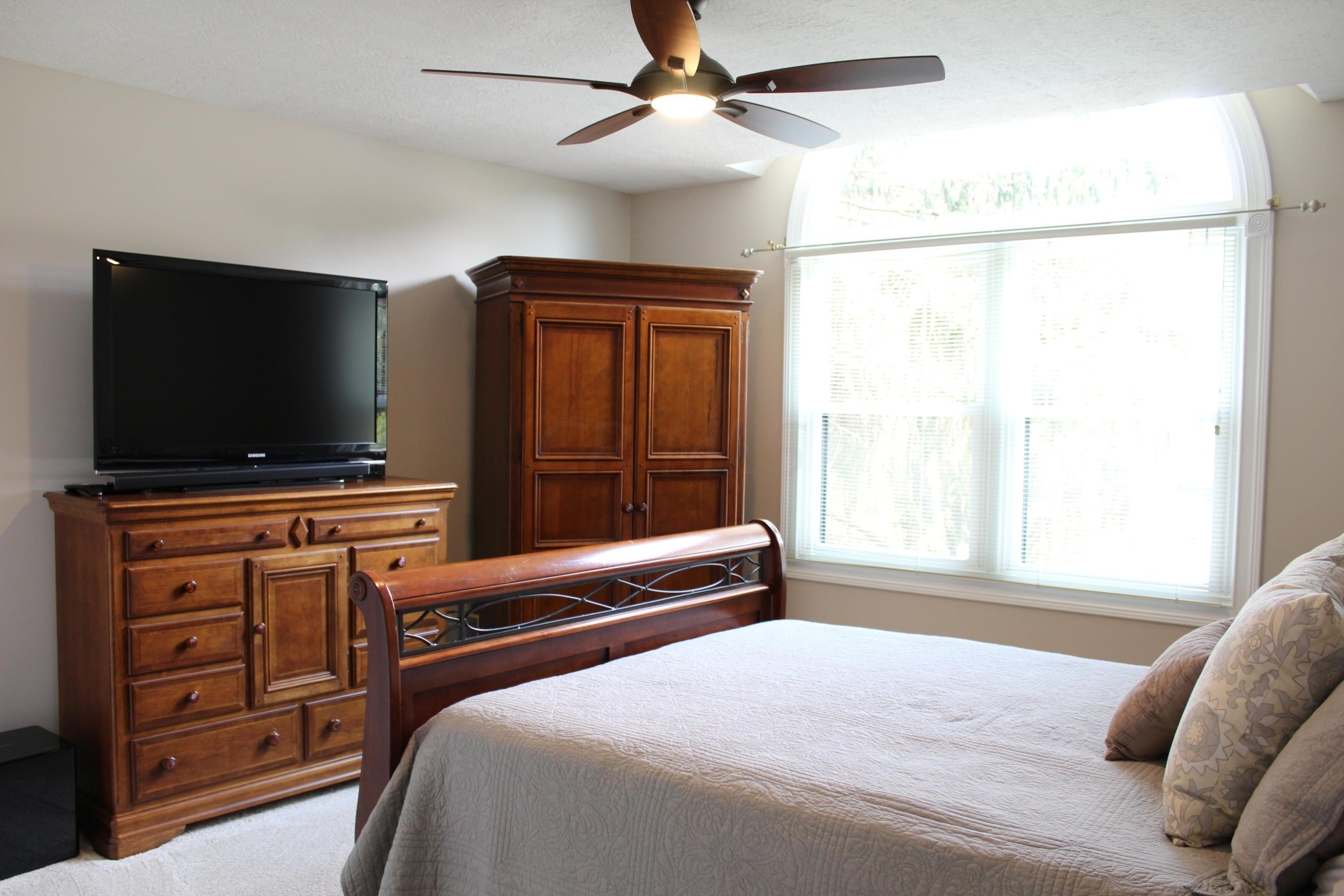 Bedroom #2 in front of house