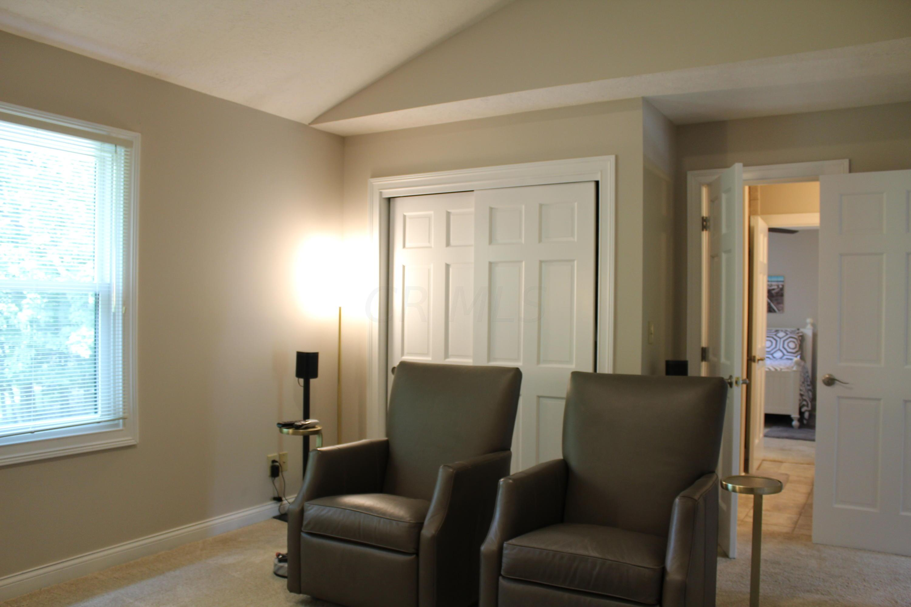 Bedroom #3 in back of house