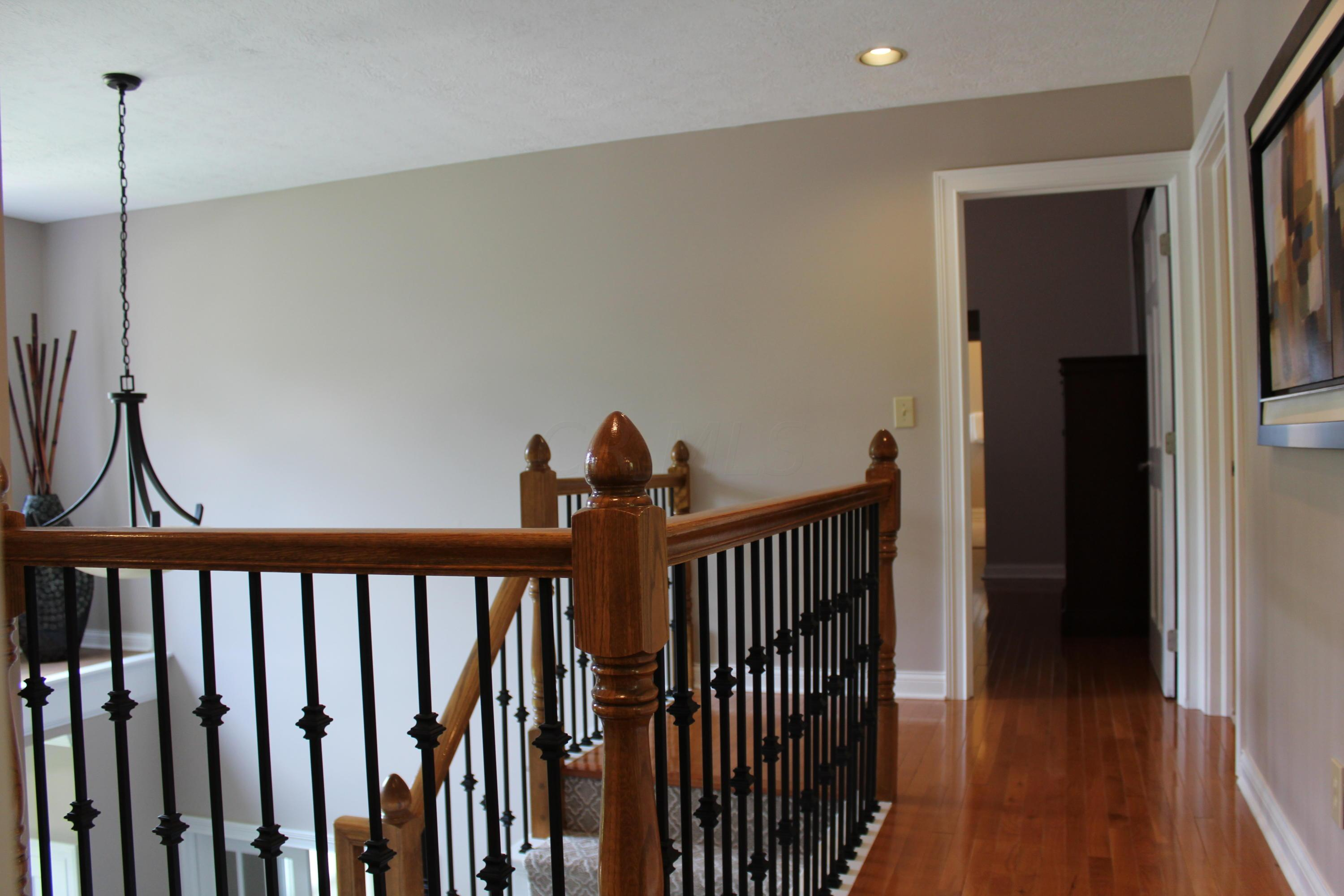 View to owner suite from opposite hall