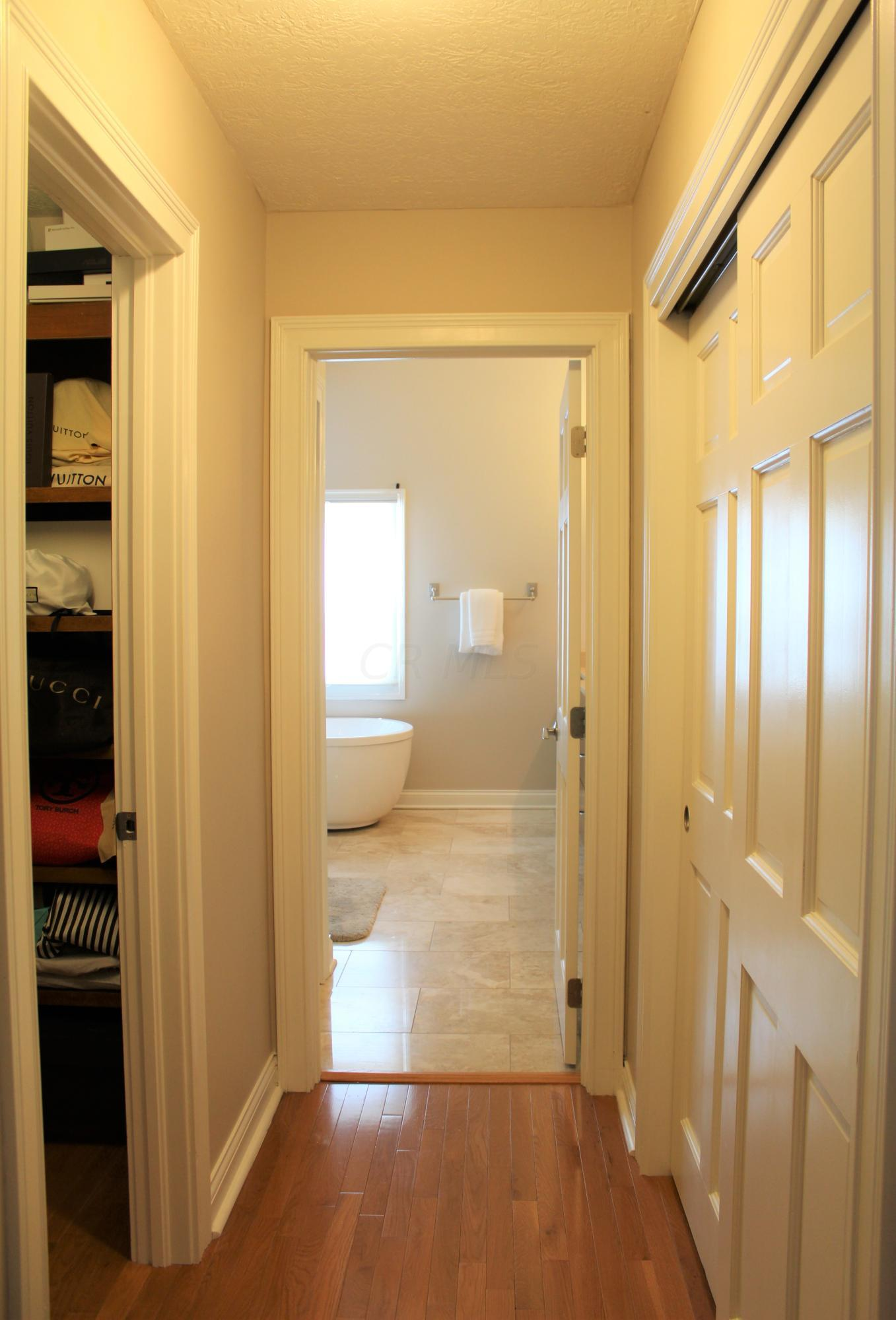 Owner WIC to left 2nd closet to right