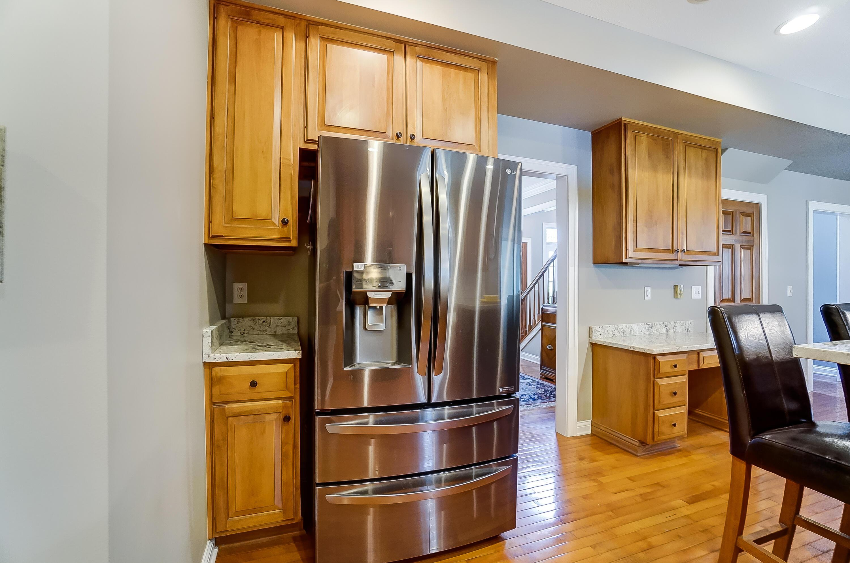 Newer Black Stainless Refrigerator